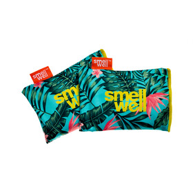 SmellWell Active Freshener Inserts for Shoes and Gear, tropic floral
